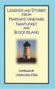 Cover - Legends and Stories from Martha's Vineyard, Nantucket and Block Island