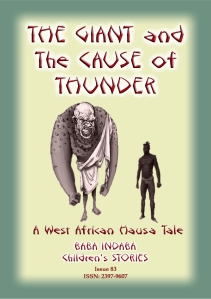 Giant and the cause of Thunder - West Africa - Cover